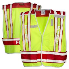 Kishigo 4003BV Brilliant Series 400 PSV Class 2 Fire Vest