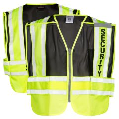 Kishigo 8055BZ 200 PSV Pro Series Hi Vis Security Vest
