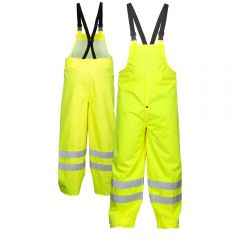 Kishigo 9665P Storm Stopper Class E Rainwear Pants