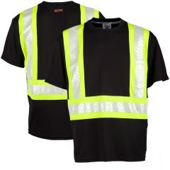 ML Kishigo B200 Enhanced Visibility Contrast T-Shirt