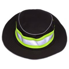 Kishigo B22 Enhanced Visibility Series Full Brim Safari Hat