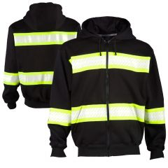 ML Kishigo B310 Enhanced Visibility Heavyweight Hoodie