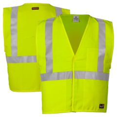 ML Kishigo F442 Economy Class 2 FR Safety Vest HRC-2