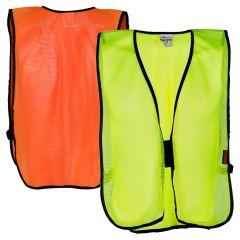 ML Kishigo P-Series PL Solid Mesh Safety Vest
