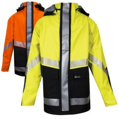 National Safety Apparel Hydrolite Class 3 FR Rain Jacket