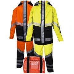 National Safety Apparel Hydrolite Class 3 FR Raingear Kit