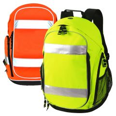 Enhanced Visibility 900D Multi-Functional Backpack