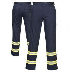 Portwest F127 Iona Extra Enhanced Visibility Work Pants