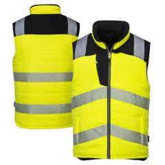 Portwest PW374 Reversible High Visibility Segmented Safety Vest