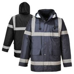 Portwest US433 Iona Lite Enhanced Visibility Quilt Lined Jacket