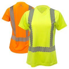 Radians ST11W Womens Class 2 Max-Dri Short Sleeve T-Shirt