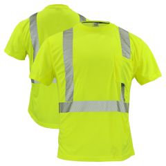 Radians ST31-2 Arctic Radwear Class 2 HiVis Segmented Short Sleeve Cooling Safety T-Shirt