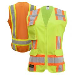 Radians SV6W Class 2 HiVis Women's Surveyor Safety Vest