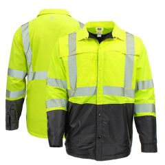 Radians SJ03 Class 3 Ripstop Quilted Wind Shirt