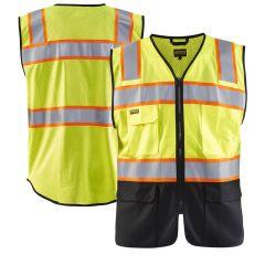 Blaklader 3130 ANSI Class 2 Contrasting Safety Vest
