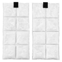 Ergodyne Chill-Its 6250 Phase Change Cooling Vest Packs - Set of 4