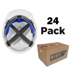 Ergodyne Chill-Its 6716 Evaporative Cooling Hard Hat Headband - Bulk 24 Pack