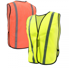 GSS Safety Hi-Viz Non-ANSI Mesh Safety Vest