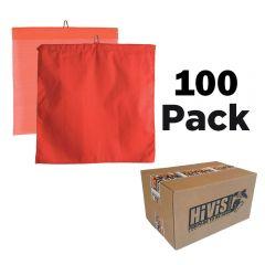 ML Kishigo 5971 Overhanging Truckers Flags - Bulk 100 Pack