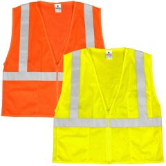 ML Kishigo F328/F329 Class 2 FR-Treated Mesh Safety Vest
