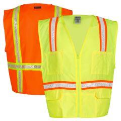 ML Kishigo 1091 Non-ANSI Economy Surveyors Safety Vest