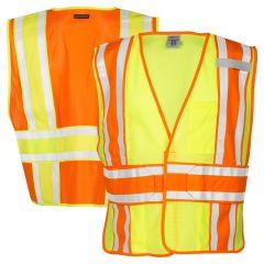 ML Kishigo 1166/1167 4-Season Adjustable Class 2 Mesh Safety Vests