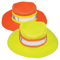 2824 High Visibility Full Brim Hat | Model
