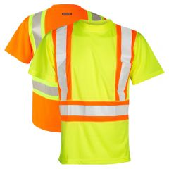 ML Kishigo 9120/9121 Class 2 High Visibility T-Shirt s