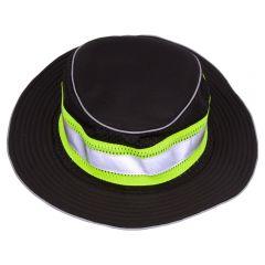 ML Kishigo B22 Enhanced Visibility Series Full Brim Safari Hat