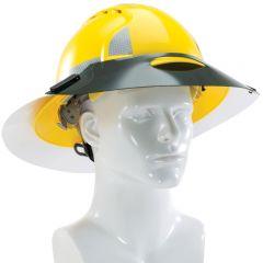 PIP Sun Shield Extension for JSP Evo 6100 Series Full Brim Hard Hats