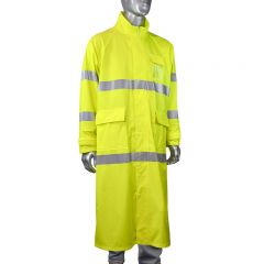 "Radians FORTRESS 35 48"" PVC Rain Coat"