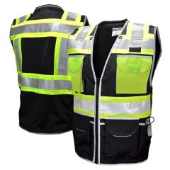 Radians SV55-1 Class 1 Heavy Duty Contrast Engineer Vest
