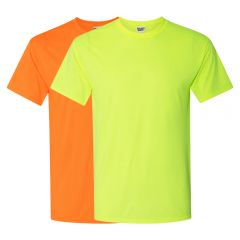 Jerzees 21M HiVis Safety Sport T-Shirts