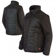 Tough Duck Poly Oxford 2725 Soft Shell Jacket