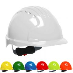JSP Evolution Deluxe 6151 Hard Hat