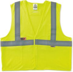 Ergodyne 8260 GloWear Class 2 FR Modacrylic Safety Vest