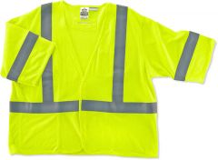 Ergodyne 8358 GloWear Class 3 FR Modacrylic Safety Vest