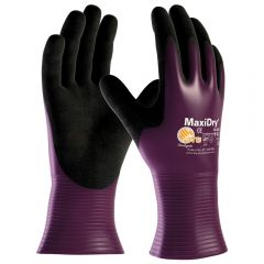 ATG 56-426 MaxiDry Ultra Lightweight Oil-Resistant Nitrile Grip Gloves