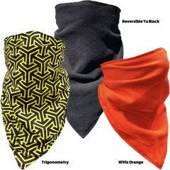 High Performance 3-in-1 Reversible Multi-Use Bandana | Facecover Patterns