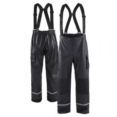 Blaklader 1387 PU Coated Reflective Rain Pants