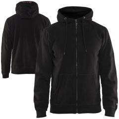 Blaklader 3656 Full Zip Hooded Sweatshirt