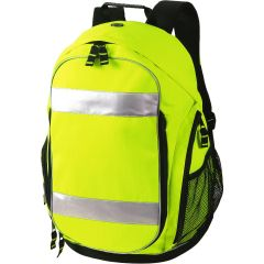 Enhanced Visibility 900D Multi-Functional Backpack | Angled