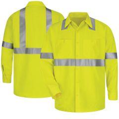 Bulwark SMW4 Class 2 Work Shirt HRC-2