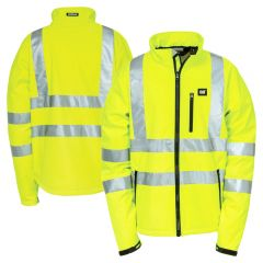 CAT 1310008 Class 3 Storm Blocker Bonded Fleece Lined Soft Shell Jacket