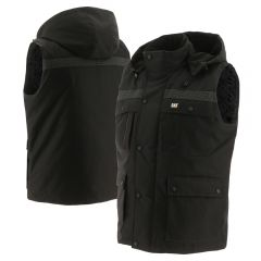 CAT 1320036 Durable Oxford Shell Heavy Insulated Vest