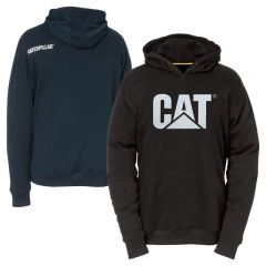CAT 1910092 Poly/Cotton Water Resistant Finish H2O Hoodie