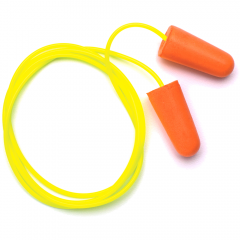 Pyramex Safety DP1001 Disposable Corded Earplugs