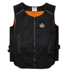 Ergodyne Chill-Its 6260 Lightweight Phase Change Cooling Vest with Packs