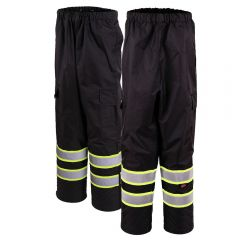 GSS Safety 6717 Contrast Series Enhanced Visibility Safety Rain Pant