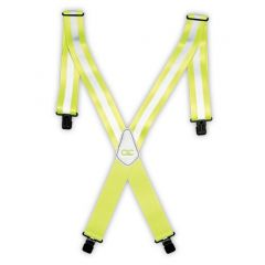 CLC Heavy Duty 14110 Enhanced Visibility Suspenders